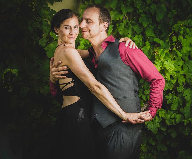 Susanne und Rafael